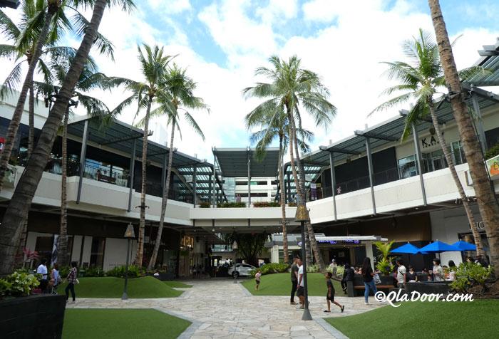 ハワイのおしゃれなお土産が買える場所アラモアナショッピングセンター