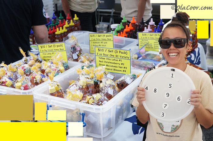 ハワイKCCマーケットのおすすめのはちみつお土産