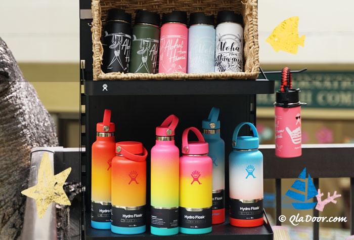 ハワイのお土産・ハイドロフラスクの水筒&タンブラー