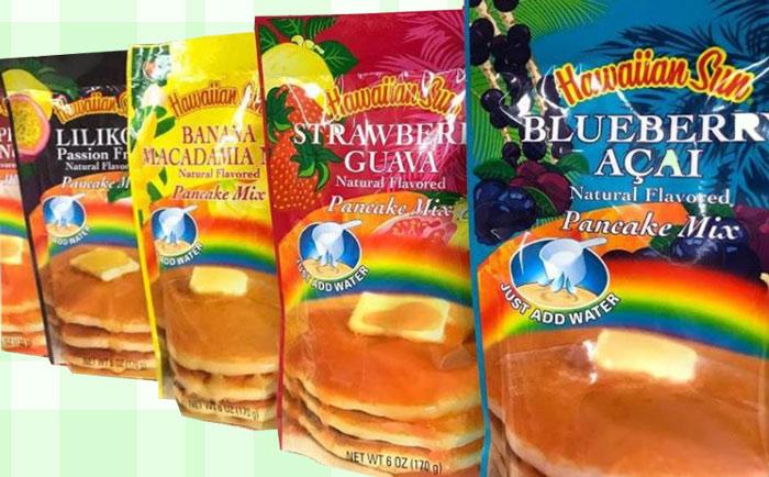ハワイのお土産・子供が喜ぶパンケーキデザート