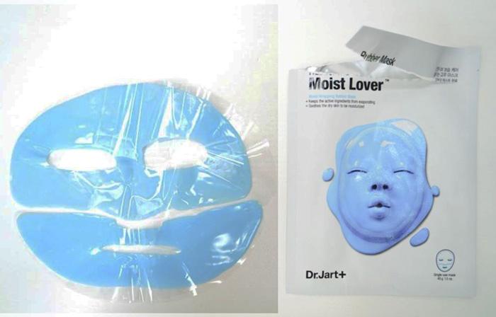 ドクタージャルトのラバーマスク