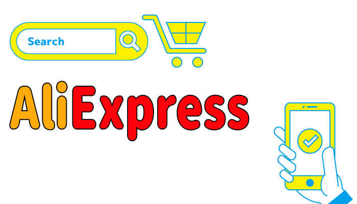 アリエクスプレスでの買い方や使い方・届くまでの流れと日にち